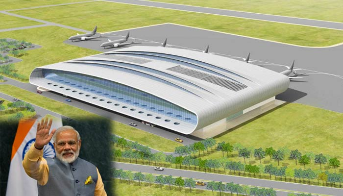 PM Modi to inaugurate second eco-friendly airport of the country