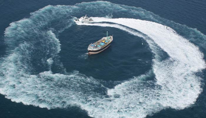 High Alert: Two suspicious boats on way to India from Karachi