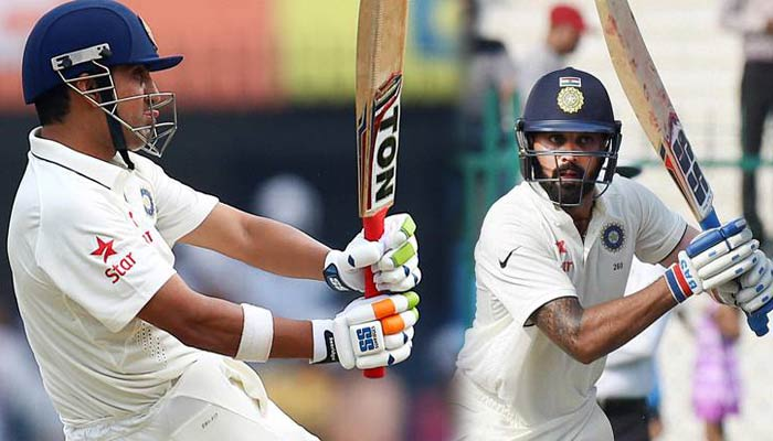 INDvsNZ: India loses both openers at lunch in third test match