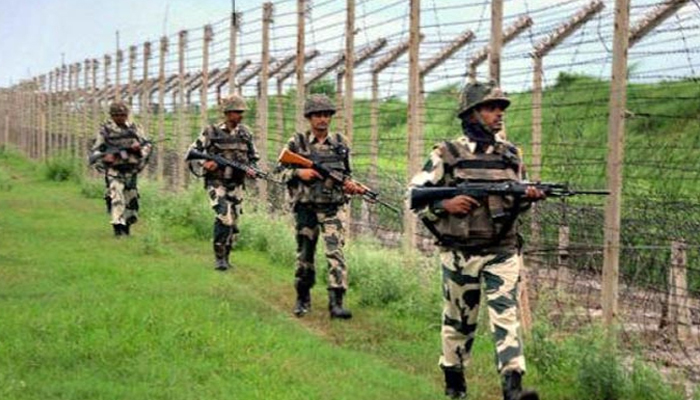 Defiant Pak violates ceasefire again; One soldier martyred