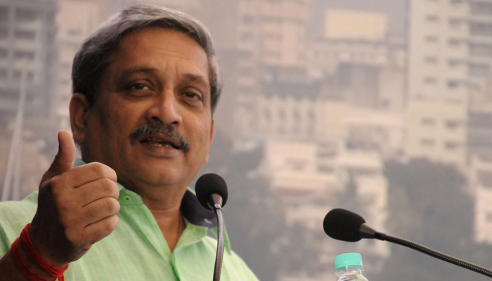 Surgical strike has built confidence in people, says Parrikar