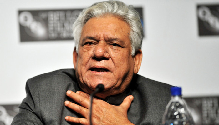 Complaints filed against Om Puri for making anti-army remarks