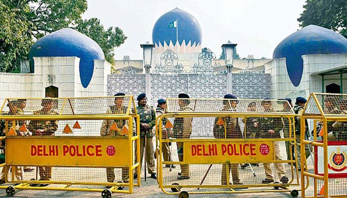 Two arrested for leaking Defence information to Pakistan High Commission