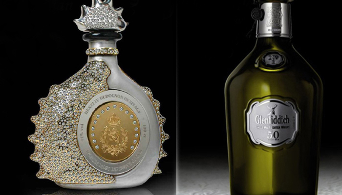 Believe it or not liquor bottle can cost you a fortune!
