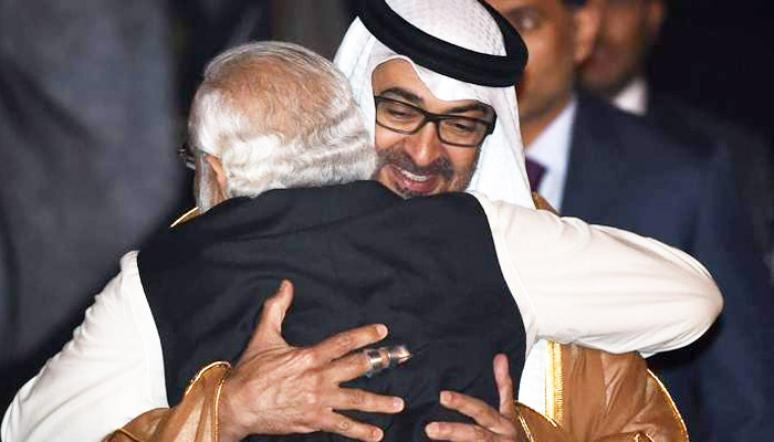 Abu Dhabi's crown prince to be chief guest on next Republic Day