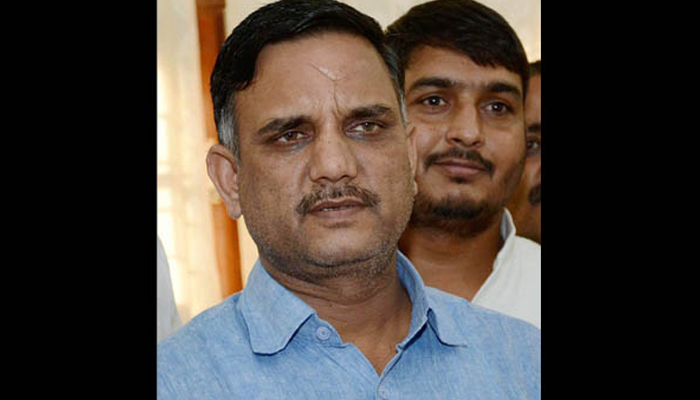 People doing conspiracy are still in the party: Expelled SP MLC