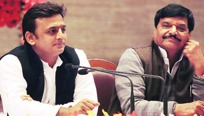 We are fighting against some unseen forces in the party, says Akhilesh