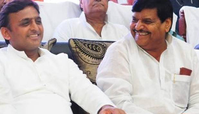 Akhilesh will be the chief minister if SP retains power: Shivpal