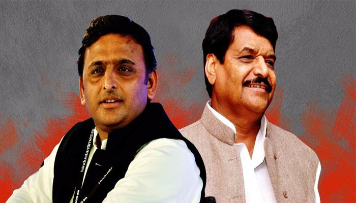 Lo! I have arrived: Shivpal sends a strong message to Akhilesh