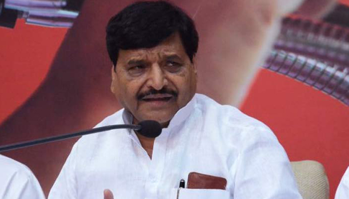 Conspirator Ramgopal Yadav expelled from all party posts: Shivpal