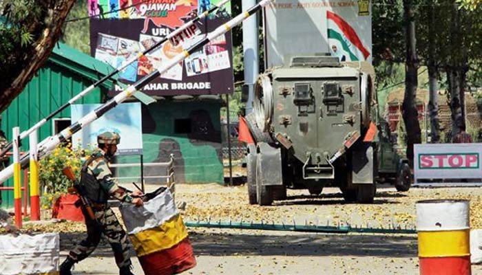 Indian Army denies Uri Brigade Commander 'shifted out' reports