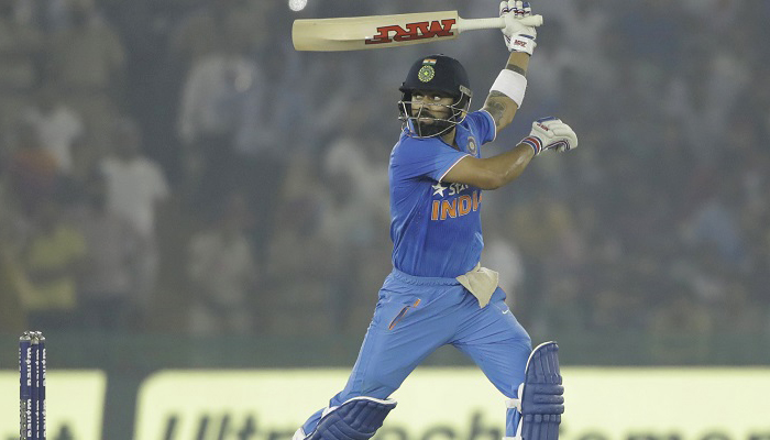 Kohli, Dhoni power India to beat New Zealand by seven wickets