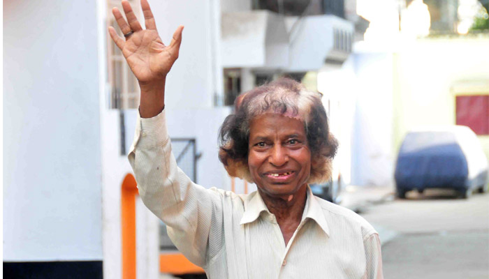Abdul Kalam's look-alike is one ofthose waiting for Modi's visit