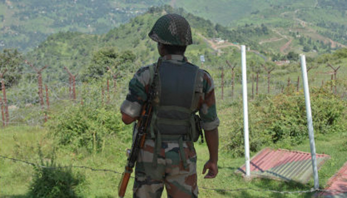 Indian Army replies soldier's mutilation; demolishes four Pak posts