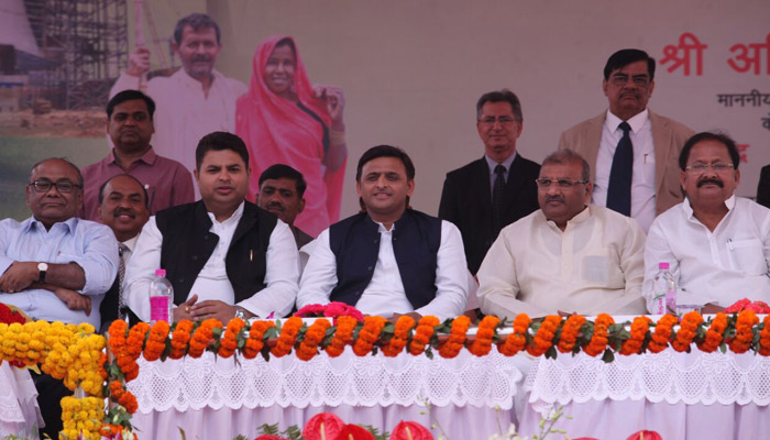 Akhilesh strikes at the surgical strike boast of the Centre