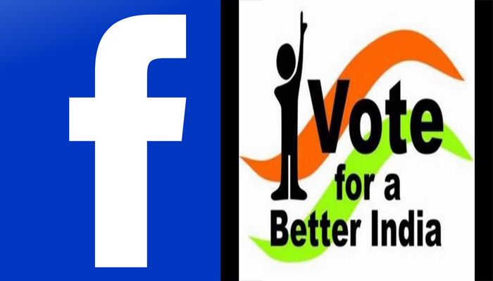 Facebook to bring young voters to booth, collaborates with ECI