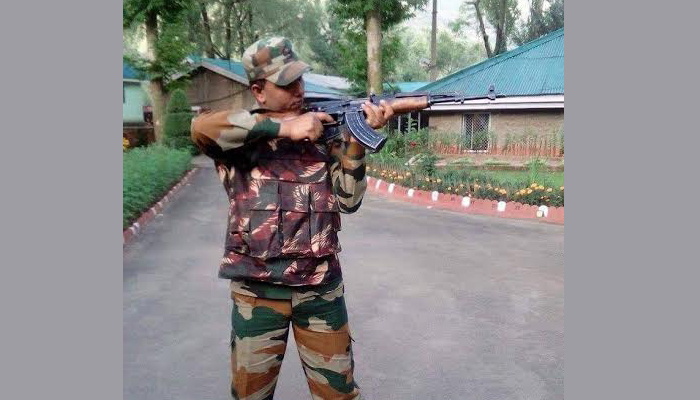 Threat of serving army man works, DM orders a high-level inquiry