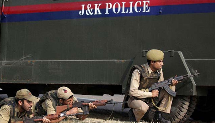Policeman martyred, two others injured in terrorist attack