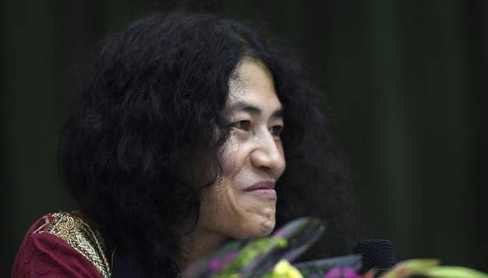 Irom Sharmila announces new party to contest elections in Manipur