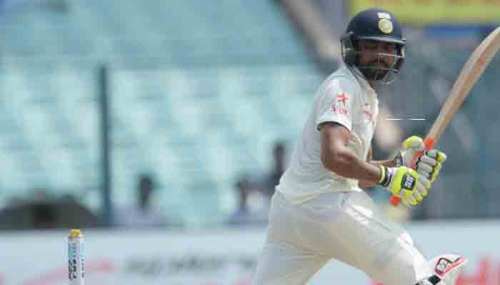 IndvsNZ: Jadeja fined half of his match fee in Indore Cricket Test