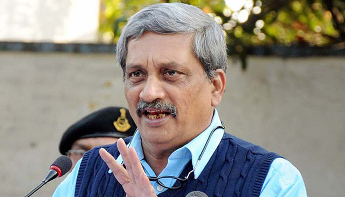 Indian Army does not need forced money, says Manohar Parrikar