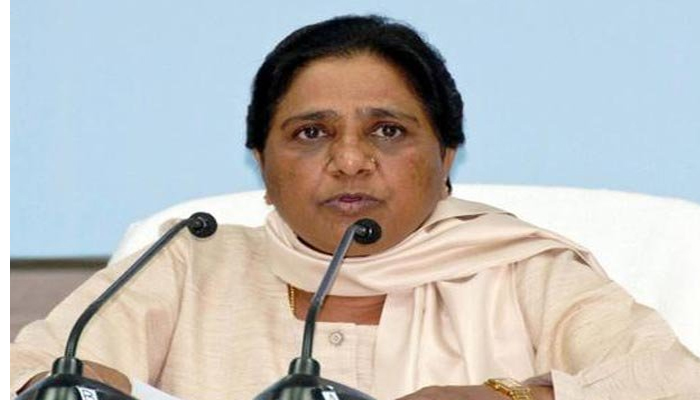 Not BJP but Indian Army must be credited for surgical strikes: Mayawati