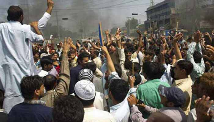 People in PoK too have gone against Pak for harbouring terrorists