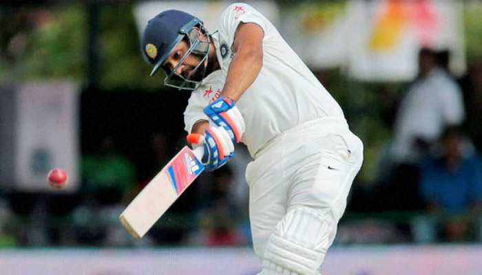 India gives New Zealand a tough match in 2nd cricket test