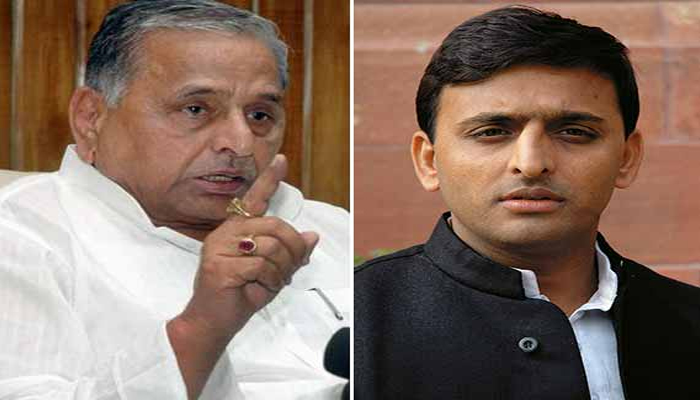 Samajwadi Party pari-war comes out in the open