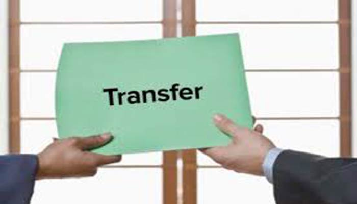 UP govt. transfers four IAS, 70 IPS officers