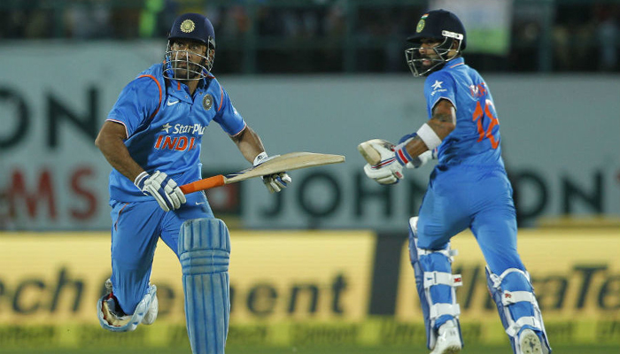 IndvsNZ, 1st ODI: Virat goes the Mahi way, finishes off in style