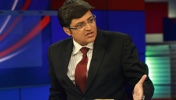VIDEO: Swamy gets stern message from Arnab Goswami | Watch here