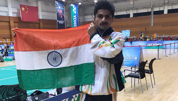 Azamgarh DM brings laurels to the country in Asian Badminton Cship