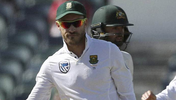 Faf du Plessis found guilty of ball tampering