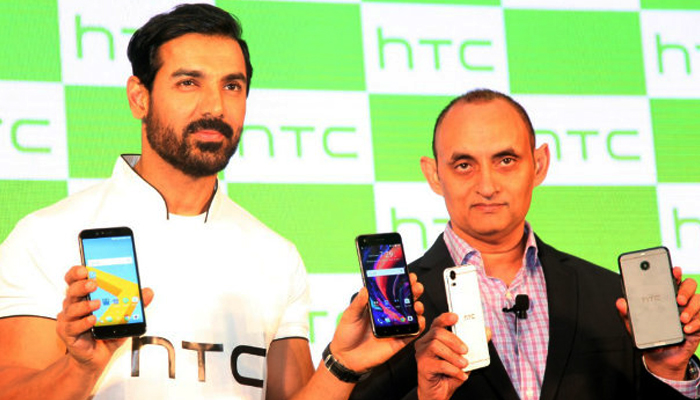 HTC Desire 10 Pro with 20MP camera launched in India