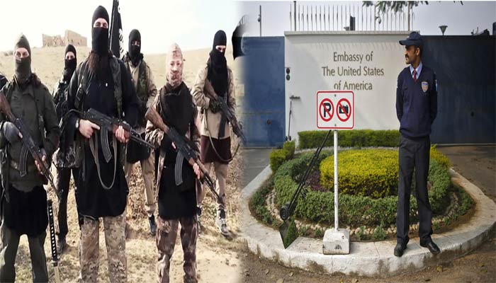 US embassy in India warns its citizens of ISIS attack