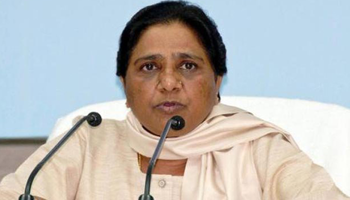 Demonetisation triggered Bandh like situation in the country, alleges Mayawati