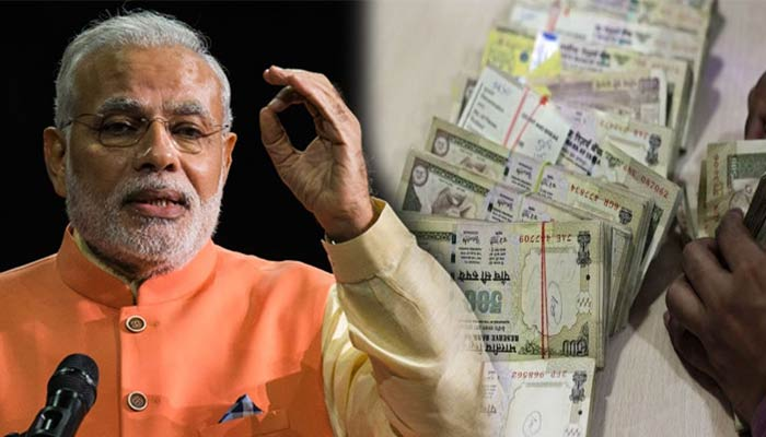 Dont term it surgical strike, PM Modi goes emotional in BJP meet