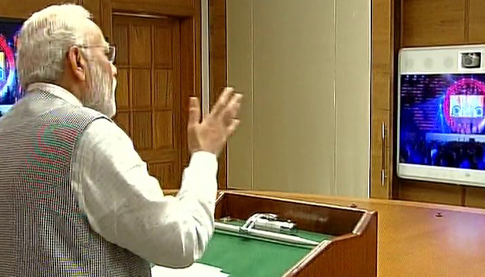 Clean India would be free from black money: PM Modi