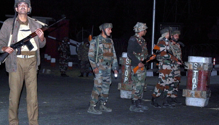 Nagrota Terror Attack: Soldiers wives averted hostage crises