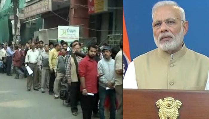Narendra Modis demonetisation step turning out a major failure?