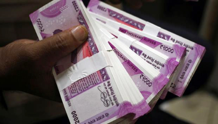 Rupee trades at 68.84 against dollar; plunders to 39-month low