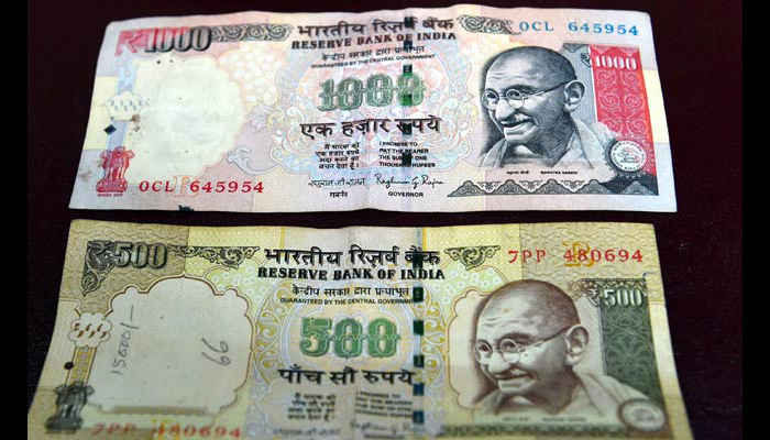 First look of new Rs 500 and Rs 2000 note issued by RBI