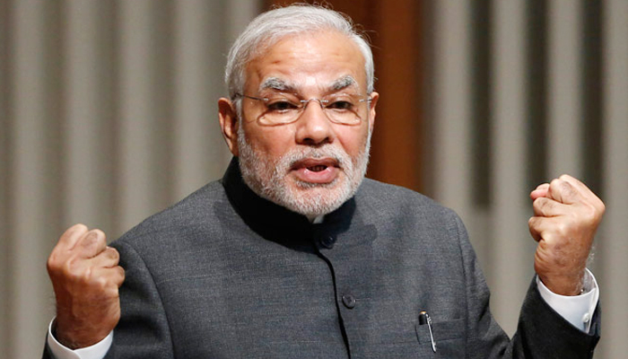 Poll results show people will not tolerate corruption: PM Modi