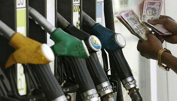 Petrol prices cut by Rs. 1.46 a litre, diesel by Rs. 1.53