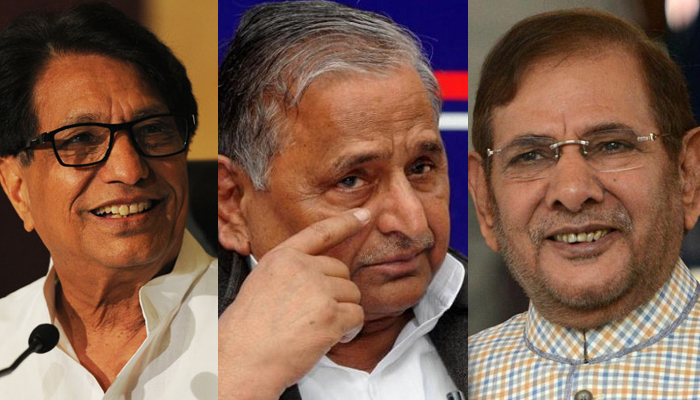 RLD, JD(U), BS-4 announce alliance in poll-bound UP