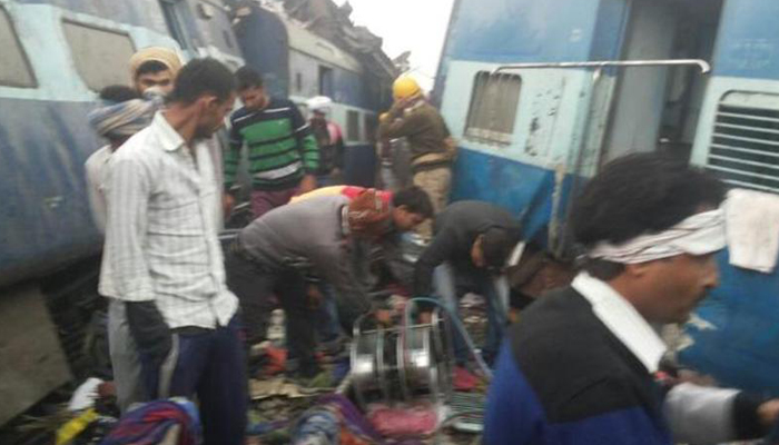 Indore-Patna Express Derailed: List of trains cancelled, diverted
