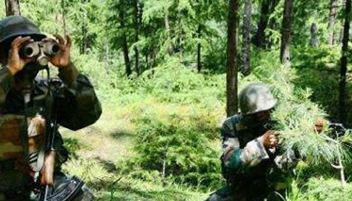 Three soldiers martyred, 4 injured in encounter with ULFA