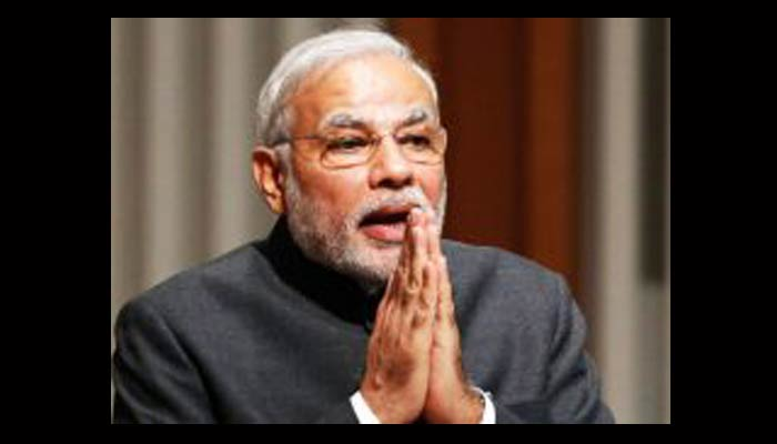 PM asks nation to rate notes ban decision on 'Narendra Modi App'