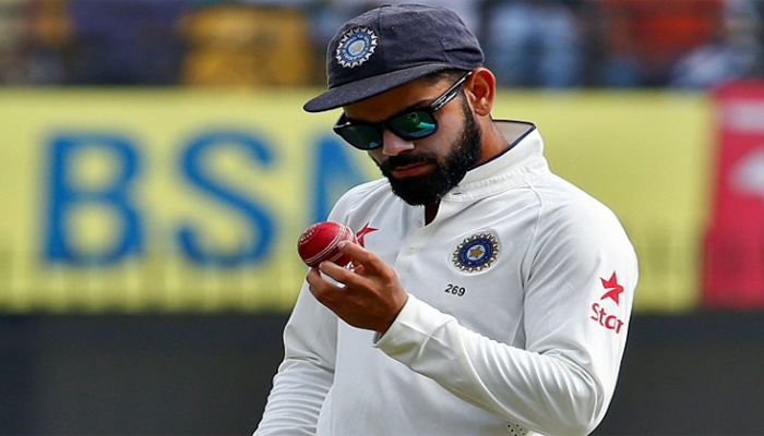 British daily accuses Kohli of ball tampering, ICC rejects probe